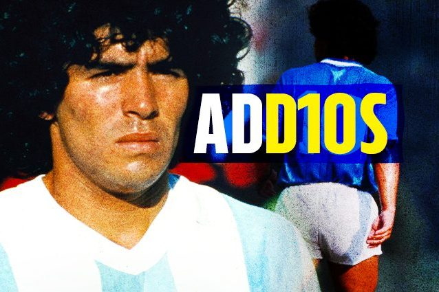 Addio Maradona