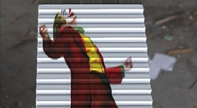 Joker-murales